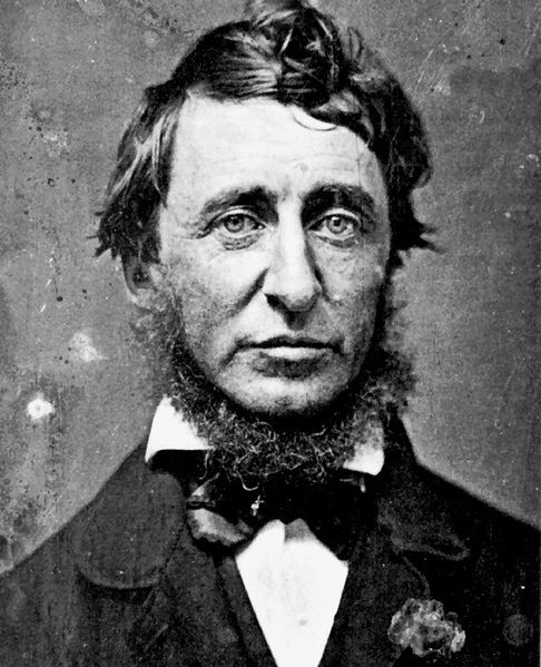 henry david thoreau View Sample Week