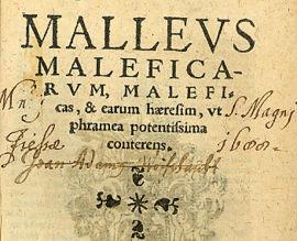 Malleus Maleficarum image