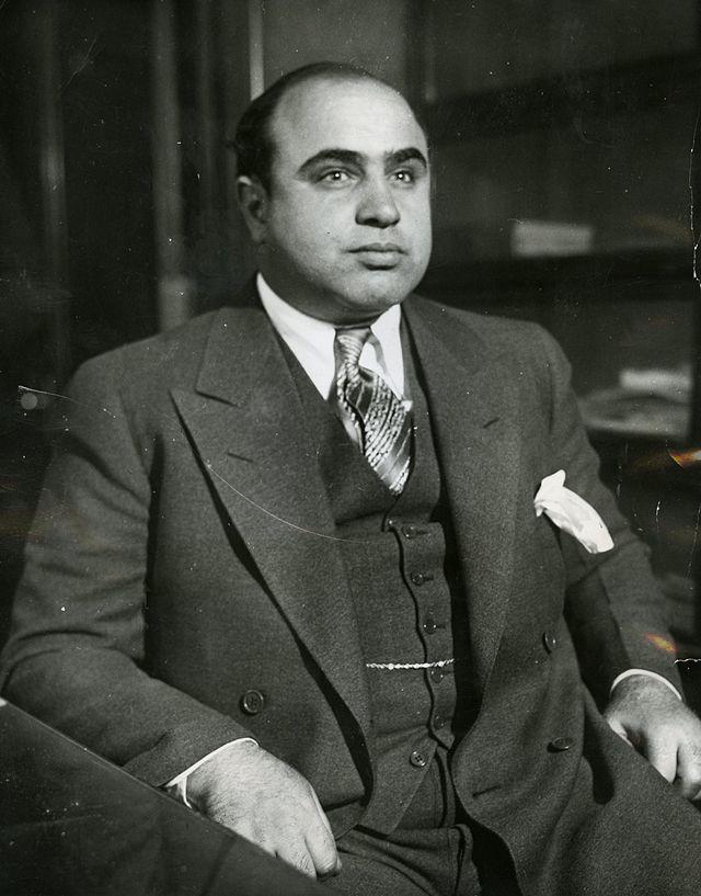 Al Capone, 1930 (image)