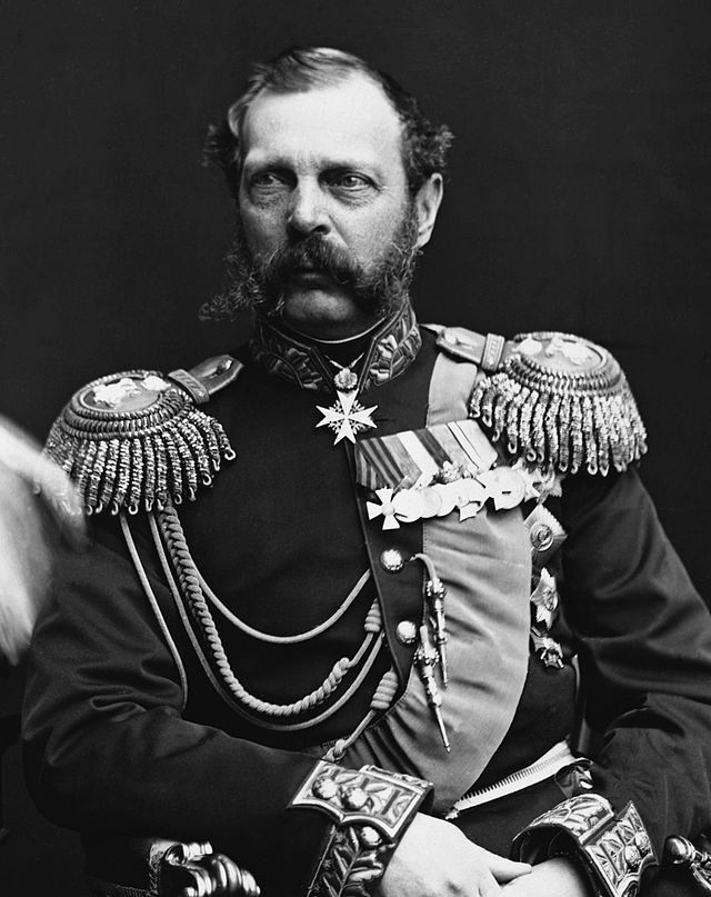 Czar Alexander II of Russia (image)