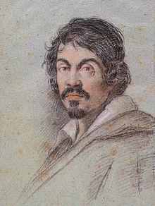 Caravaggio, Italian painter (image)