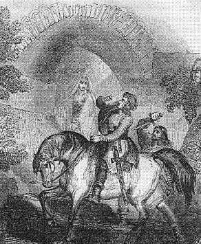 Death of Edward the Martyr (image)