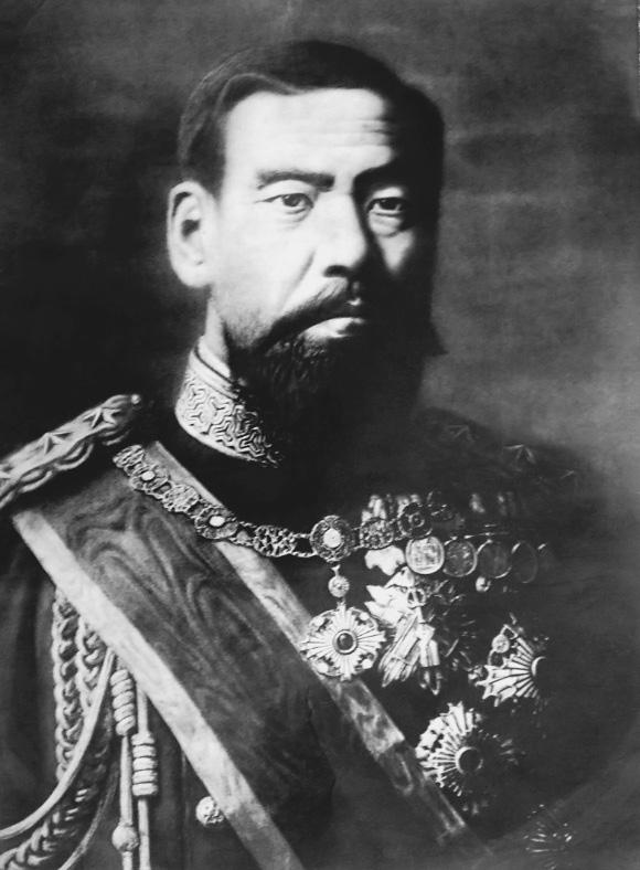 Emperor Meiji (image)