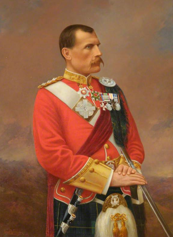 Maj.-Gen. Hector MacDonald (image)