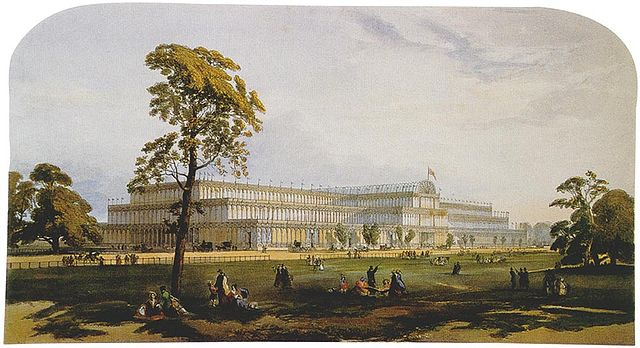 Great Exhibition, London, 1851 (image)