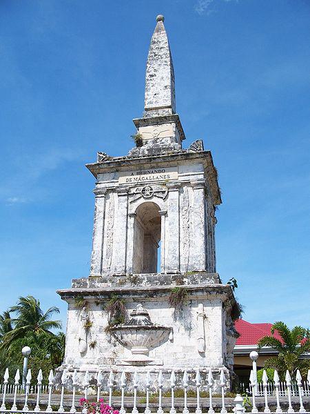Magellan Shrine, Mactan Island, Cebu, Philippines (image)